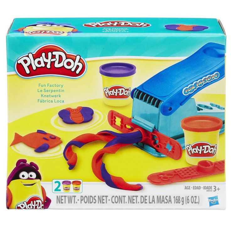 Play Doh Fun Factory Set, Jumpstart the creativity with the classic Play-Doh Fun #PlayDoh