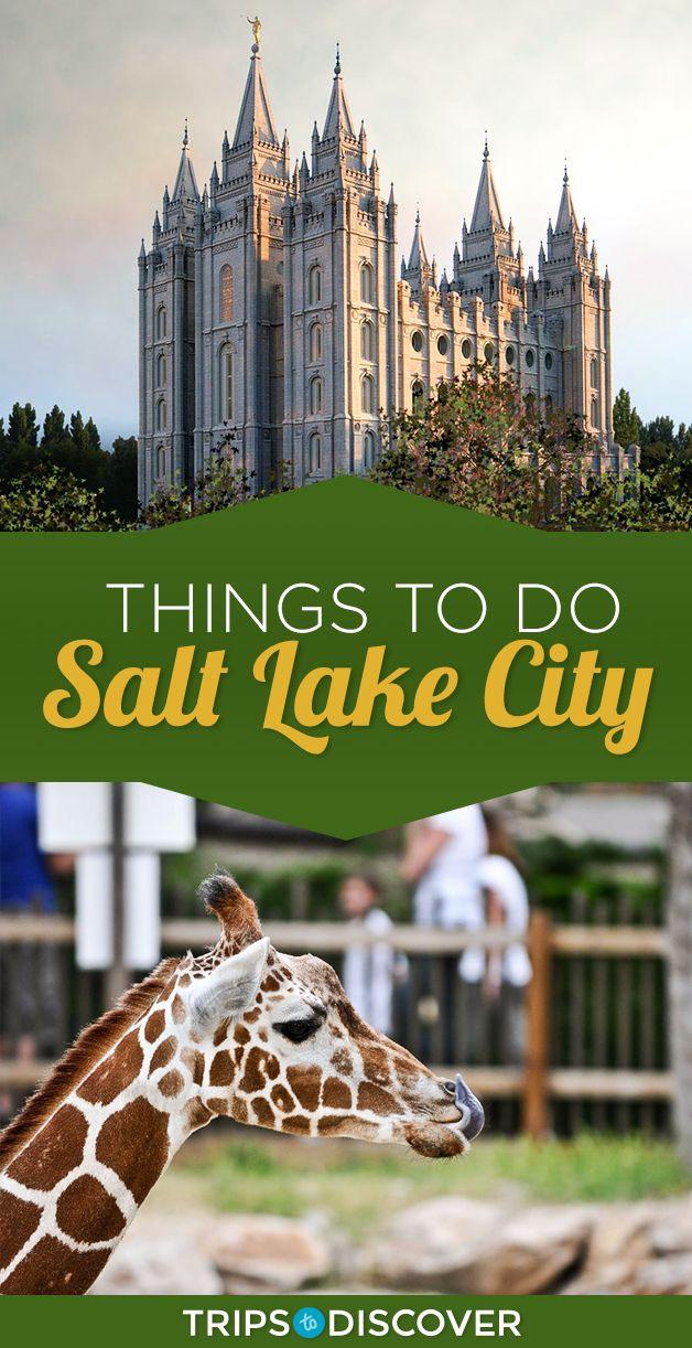 10 Best Things To Do in Salt Lake City, Utah