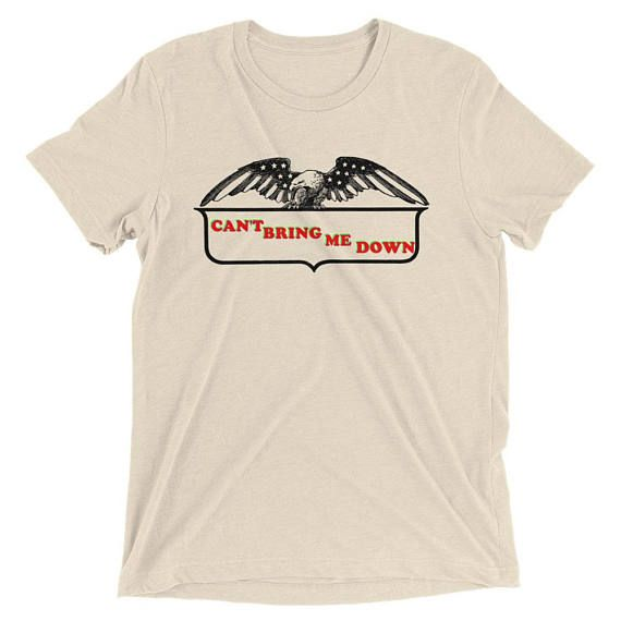 Patriotic T Shirt 70 70s T Shirt Bald Eagle Shirt Vintage Patriotic Shirt Vintage Inspired Tee Patriotic T Shirt Patriotic Gift USA by 25VintagePlace