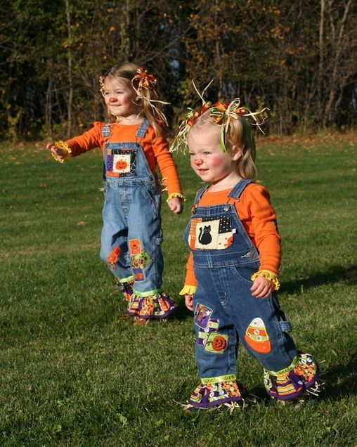 Scarecrow halloween costumes