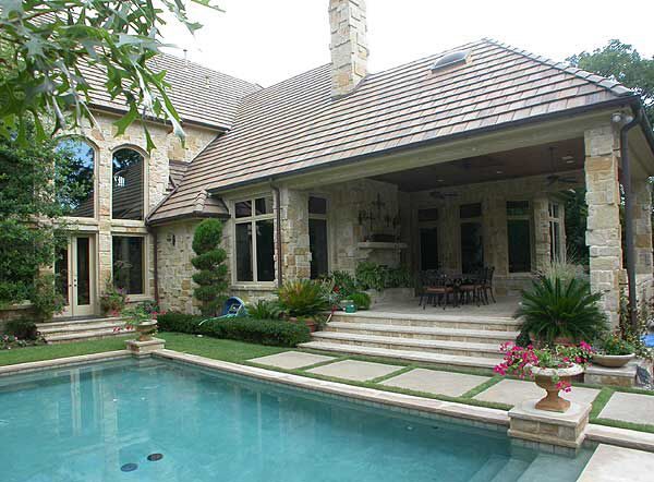 Pin by scott wilson on backyard and pool ideas pinterest for Country pool ideas