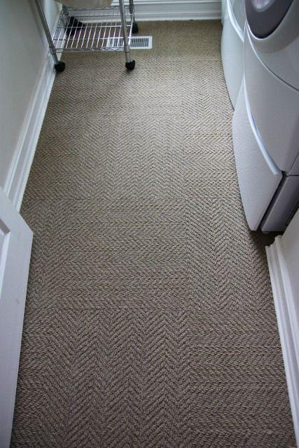 25 best ideas about carpet tiles on pinterest floor for Rugs for basement floors