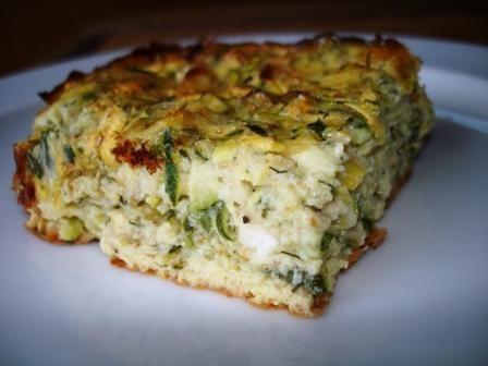 Recipe: Zucchini squares - Los Angeles Cooking | Examiner.com