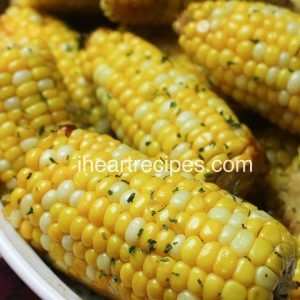 Oven baked corn on the cob drizzled with a delicious honey butter! One of my all time favorite corn on the cob recipes! I love corn on the cob, but if you were around me during the summer you'd know that. I swear I had grilled corn everyday! ( LOL!). Well summer is over, so now it's time to play around with my other corn on the cob recipes. When it comes to cooking corn on the cob, there are so many ways. Once of my favorites would have to be oven baked corn on the cob! I like to use ...