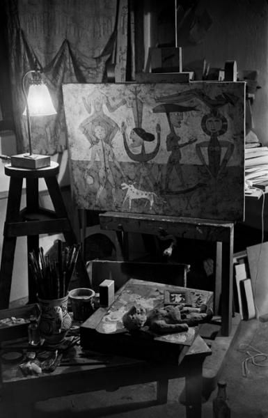 1000 images about painters french american yves tanguy sage kay brauner victor on - Victor brauner loup table ...