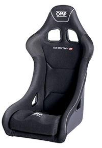 OMP Champ Fibreglass Seat