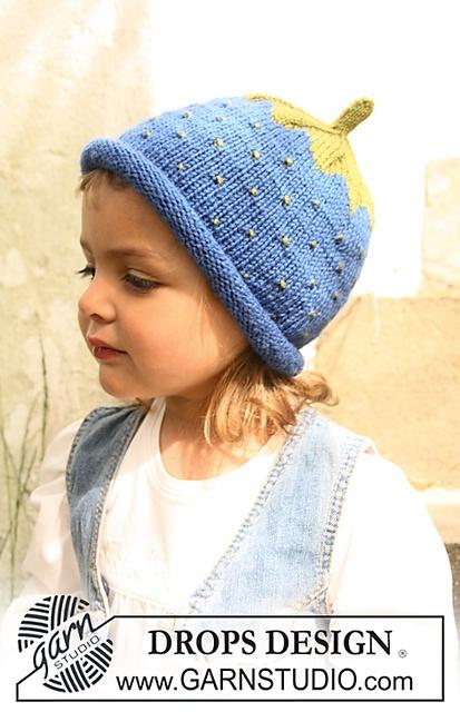 berry hat free pattern