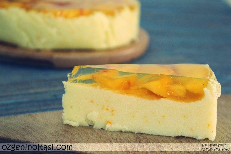 Özge'nin Oltası: Jöleli İrmikli Pasta