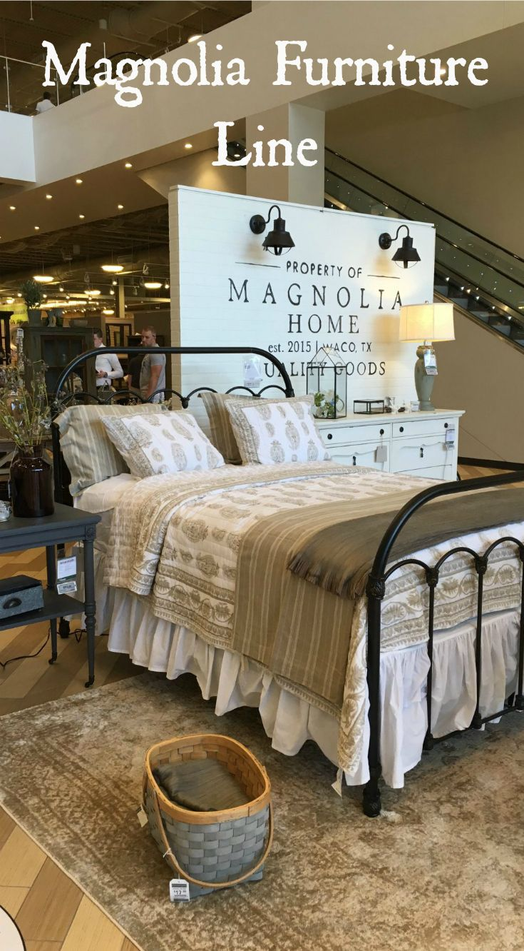 Take a look at Fixer Upper's, Joanna Gaines', furniture line: Magnolia Home.