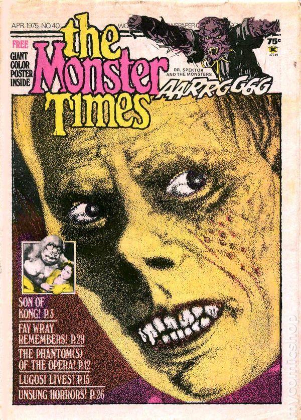 Monster Times #40