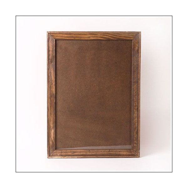 Wooden Frame アンティーク・木製フレーム (額縁) A3サイズ
