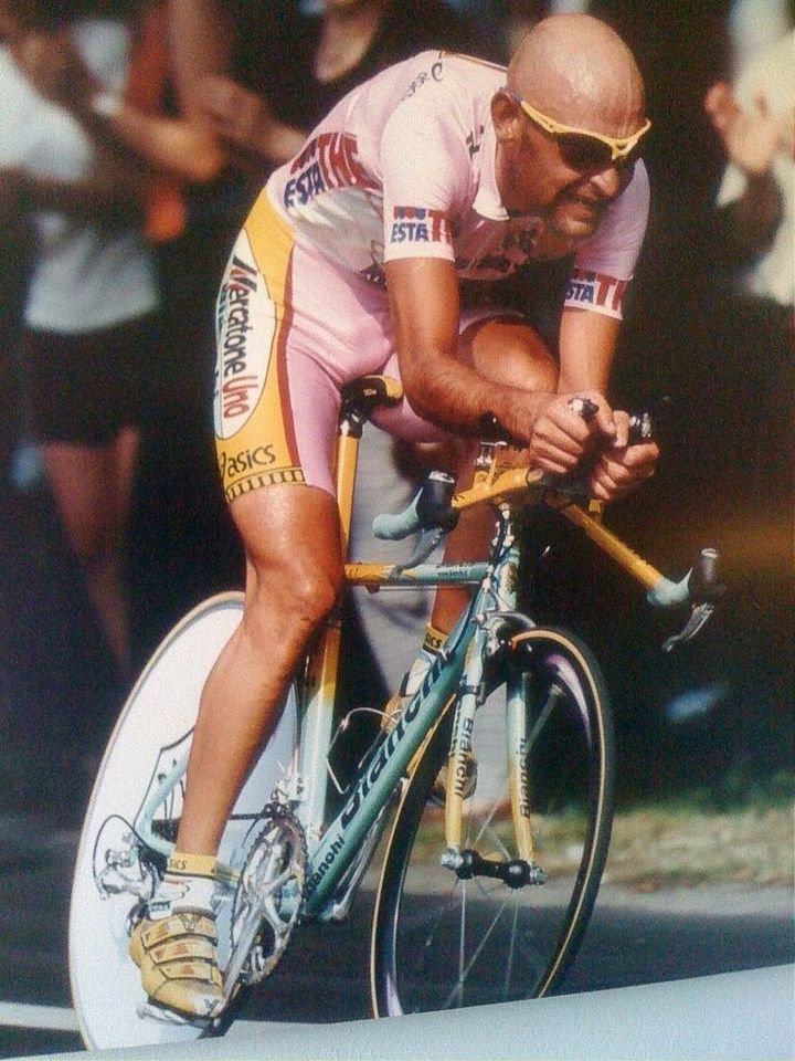 31 best Marco Pantani images on Pinterest | Vintage cycles, Cycling ...