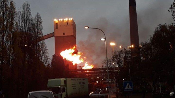 ΒΕΛΓΙΟ: Έκρηξη σε εργοστάσιο – Ένας νεκρός (Βίντεο)