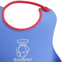 Soft plastic bib - one of the most useful baby item for feeding