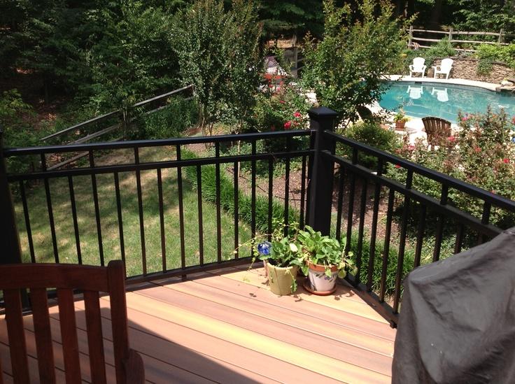 Best images about hnh deck railings on pinterest