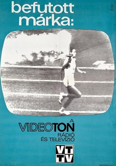 Videoton Radio and Television (Bánó Endre - 1968)