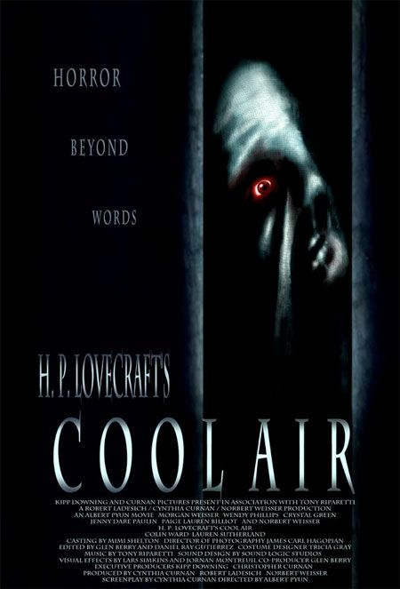 Horror Movie Posters | Lovecraft's Cool Air