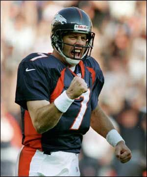 John Elway...hated him because he wasn't on my team..