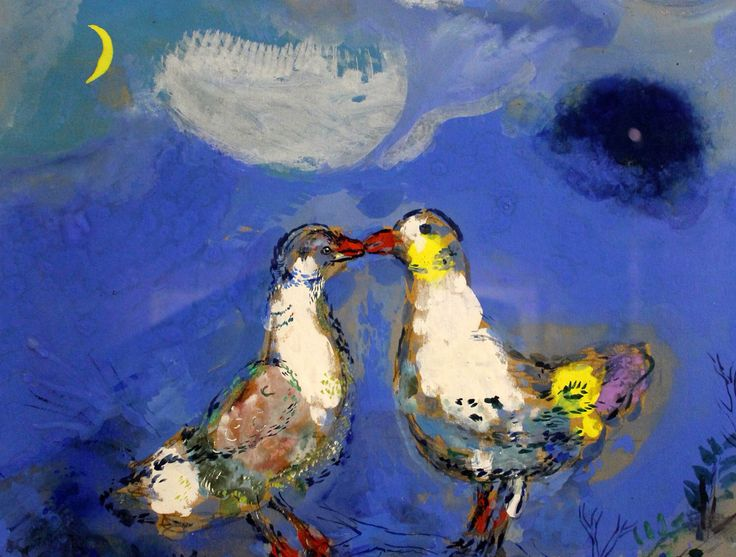 Les 1507 meilleures images du tableau Marc Chagall sur ... Chagall Ferrat