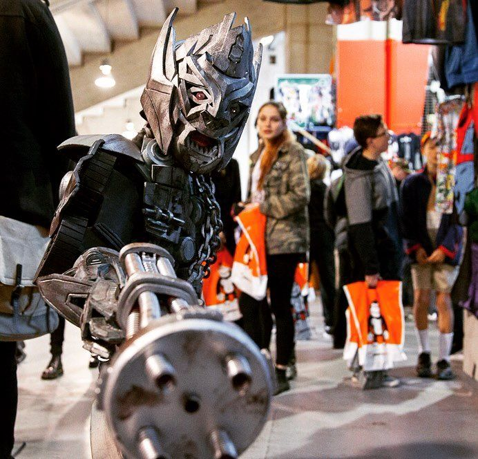 Awesome Kids entry Transformers Cosplay  @armageddonexponz  Since the Armageddon season has officially kicked off again we wanted to showcase some of our favourites from Wellygeddon 2016!  Stay tuned for more coming from this seasons technology games and cosplay from @armageddonexponz throughout 2016!  #Awesomnessness #aucklandgeddon #wellygeddon #tech #cosplay #auckland #transformers #decepticons #newzealand #anime #diy #armageddonexponz  See more photos and expo coverage…