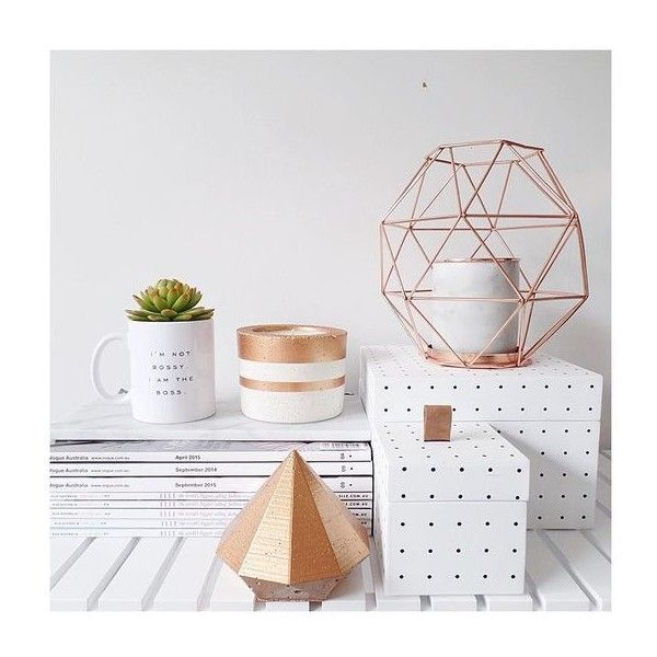 69 best images about rose gold love on pinterest camera for Room decoration products