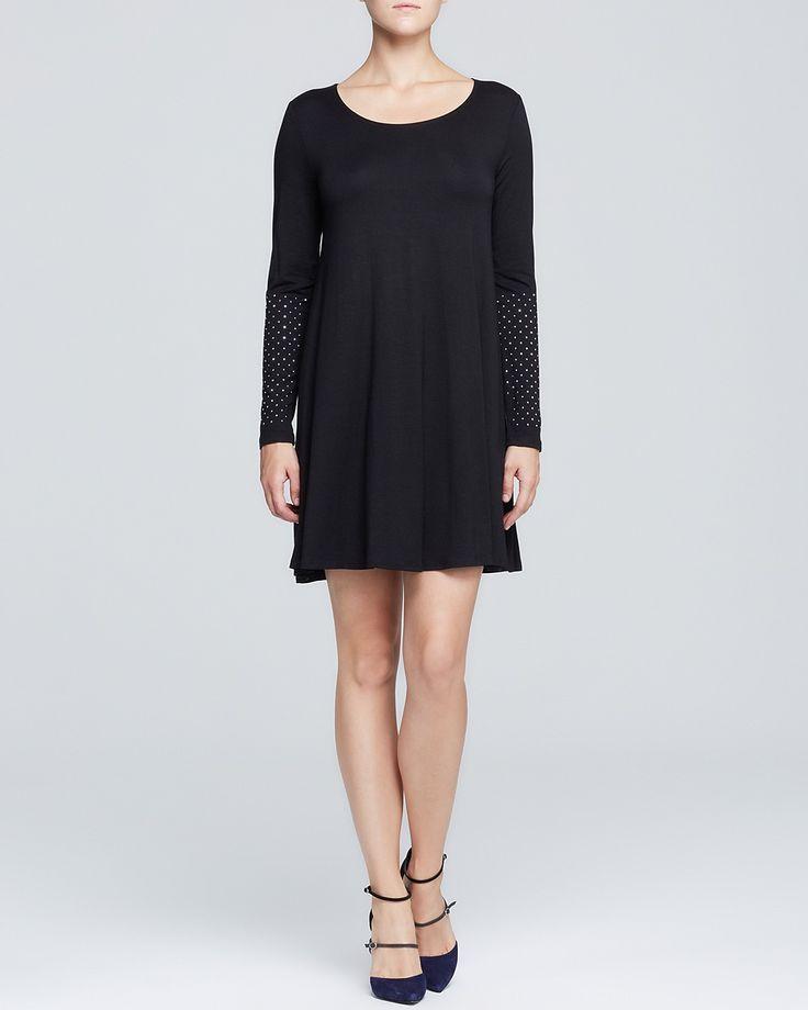 Bloomingdale's Black Tie Dresses
