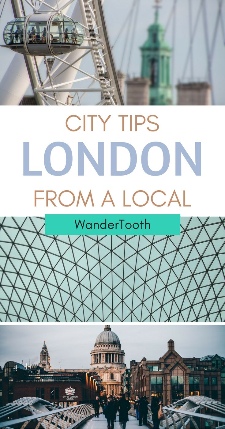 Things to Do in London. A London guide with some great tips and tricks from a local! | London Travel | What to do in London | London itinerary - @Katie & Geoff Matthews - WanderTooth Travel
