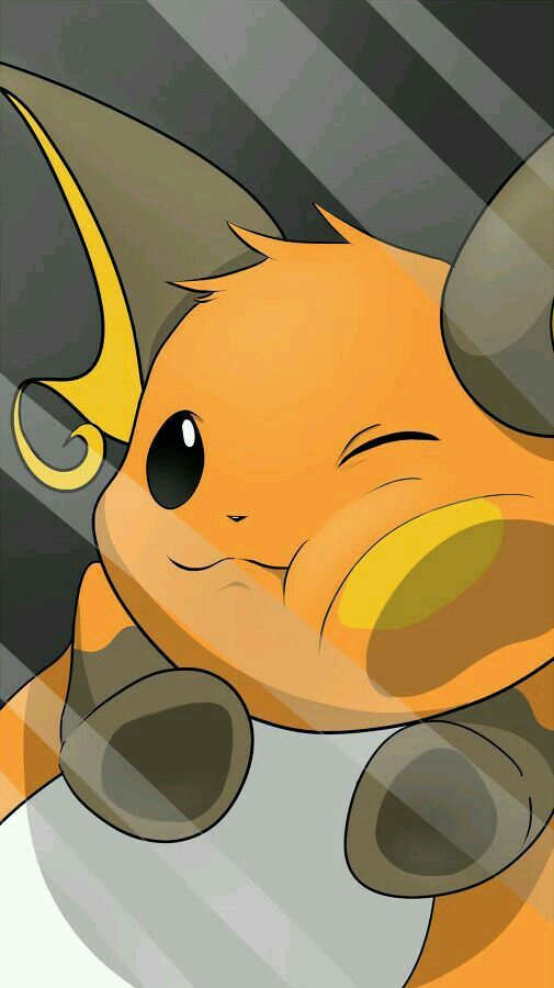 Pokemon Raichu Phone wallpaper | Pokemon backgrounds, Cute ...