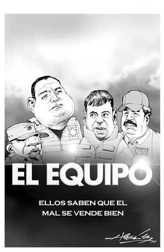 #realteam #narcogob