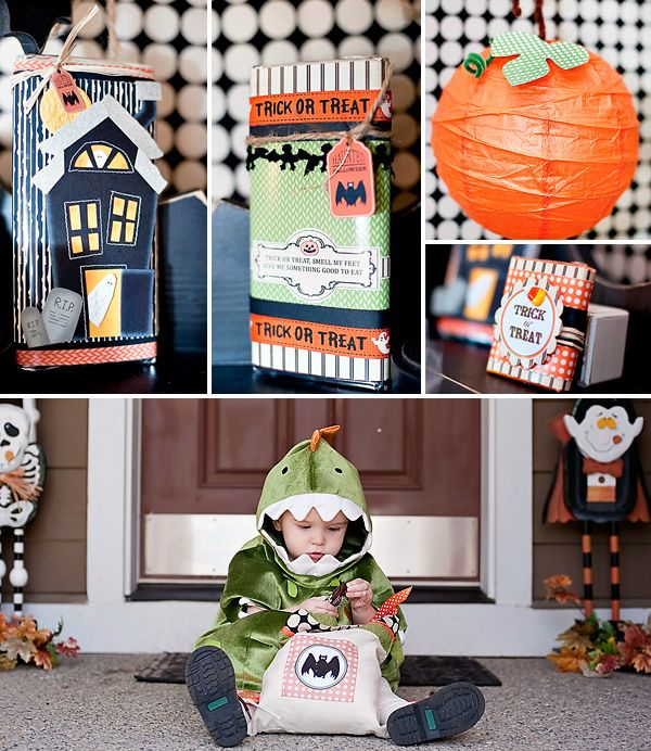Twitter / bannerevents: Last years' Halloween gift ideas were SPOOKtacular using Anders Ruff printables!