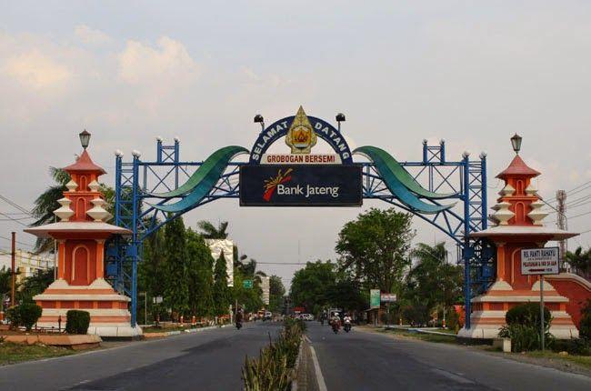 Asal Usul Kota Grobogan Jawa Tengah