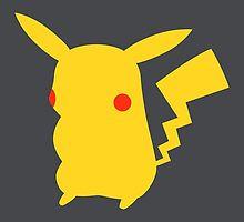Pokemon - Pikachu by silverjade