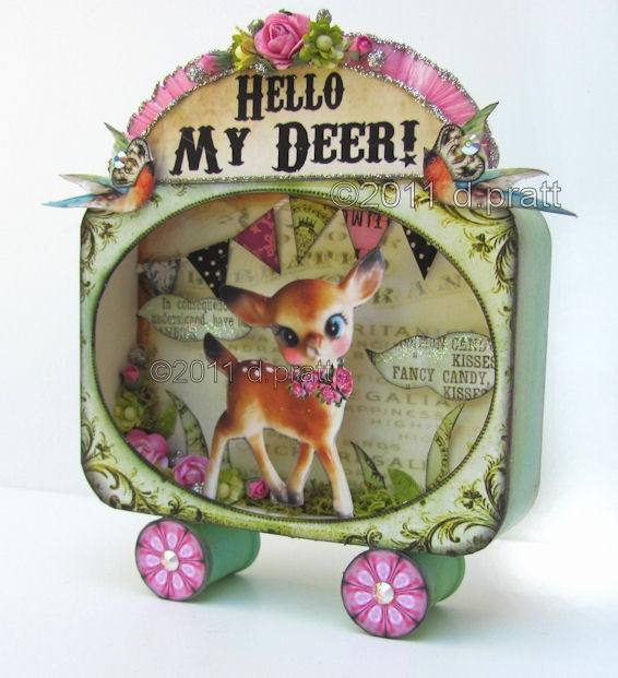 *HeLLo, My DeeR*  by sPaRK*YouR*iMaGiNaTioN a little girly for me, but really well done!!