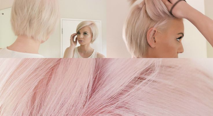 Tips to styling a grown out pixie cut http://bonbongirls.co.nz/how-to-style-a-grown-out-pixie/