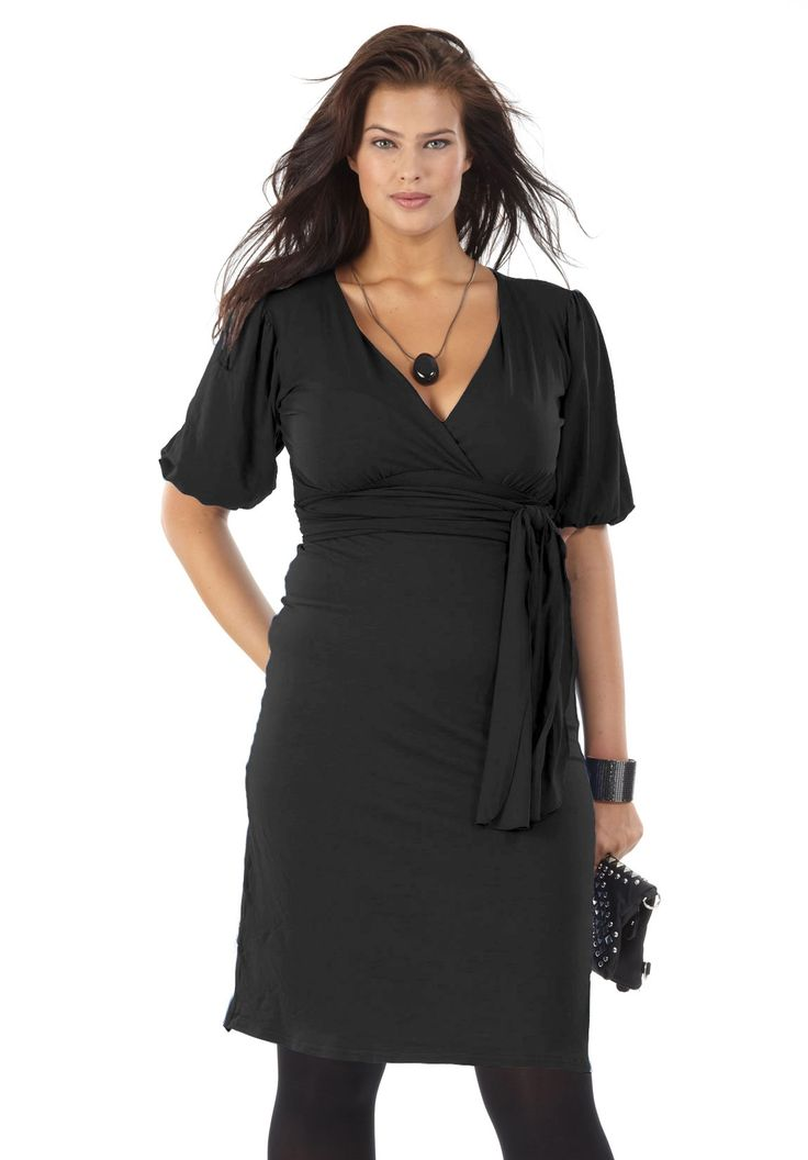 10 best images about mode grande taille on pinterest - Robe d hotesse grande taille ...