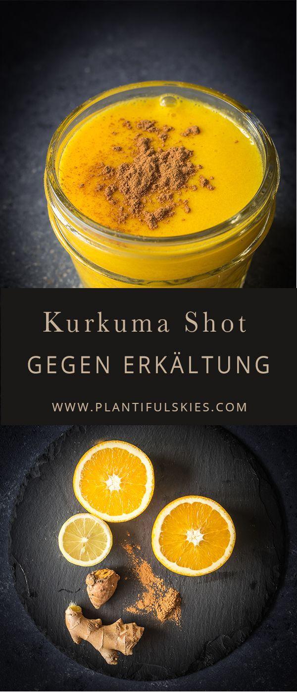 Dieser Kurkuma Shot ist der ultimative Booster für dein Immunsystem. Perfekt gegen Erkältungen und Frühjahrsmüdigkeit. Macht wacher als Kaffee und wirkt gegen Entzündungen. Der Ayurvedische Energiedrink.