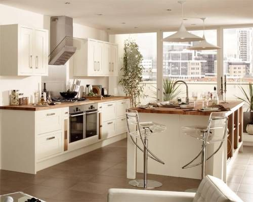 Haworth White - Haworth - Kitchen Families - Kitchen Collection - Howdens Joinery