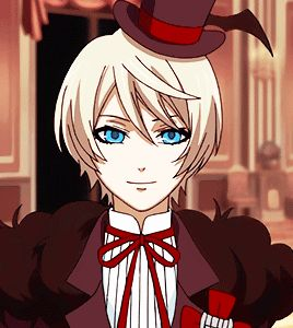 Alois Trancy ♡ | Kuroshitsuji - Black Butler #Anime #Manga