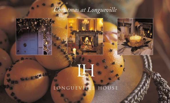 Christmas at Longueville House