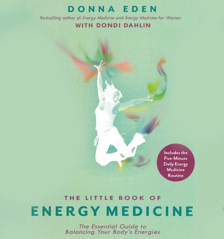 Energy medicine hook up