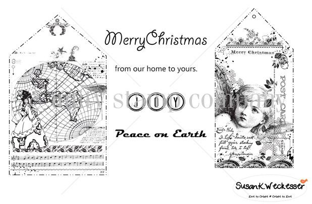 World of Christmas - Unity Stamp Co