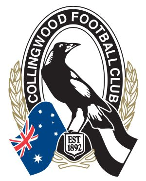 Collingwood Football Club logo