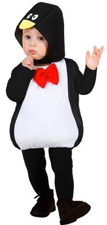 #disfraz #niños pingüino #kids #costume