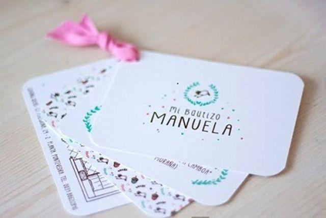 Un diseño elegante y sencillo con el que comunicar a los destinatarios su invitación al evento. ¿Qué os parece?