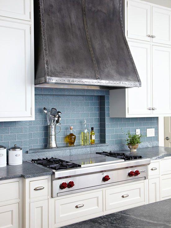 küche rückwand – 35 gestaltungsideen mit wandfliesen und