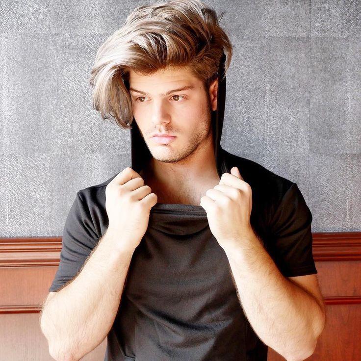 431 Best Men S Long Hair Hot Images On Pinterest Long