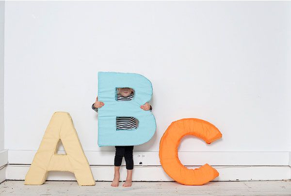 Giant-Foam-Letters
