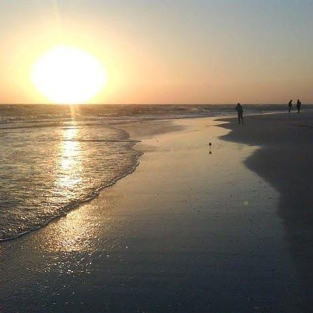 #sunset on the #gulf coast of #florida  If you listen closely you can hear it sizzle #annamariaisland