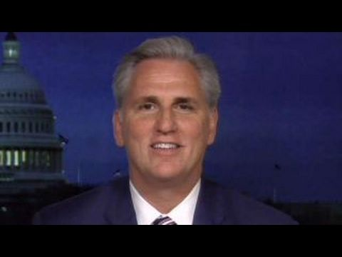 Rep. Kevin McCarthy addresses criticisms of health care bill