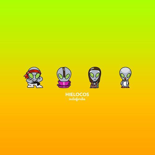 Hielocos Alien
